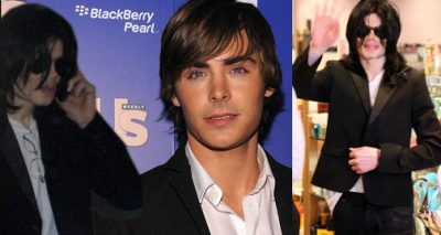 Zac Efron RELIVES a Special Phone-Call From Michael Jackson