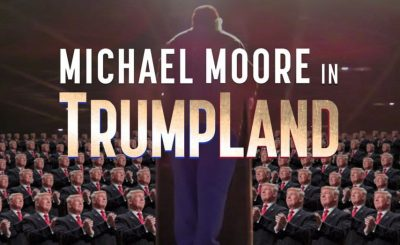 Michael Moore Premieres Surprise New Donald Trump Documentary