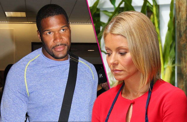 OVER, BLOCKED, DELETED: Michael Strahan and Kelly Ripa Are No Longer Friends, Says Michael! image