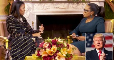 NO MORE HOPE: Michelle Obama Says in Final FLOTUS Interview With OPRAH!