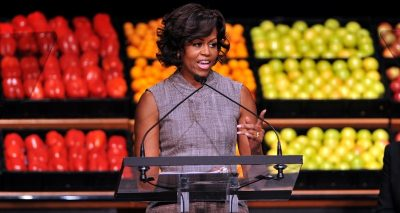 Michelle Obama to Guest Judge on MASTERCHEF JUNIOR