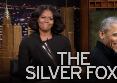 """Michelle Obama Surprises Fans On 'The Tonight Show' , Calls Barack """"A SILVER FOX"""""""