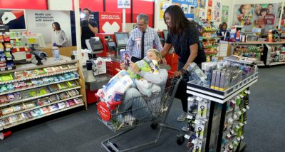 Michelle Obama and Ellen Degeneres Go CVS Shopping in Hilarious New Clip!