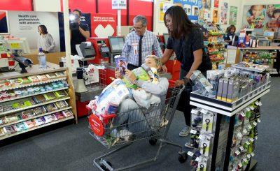 Michelle Obama and Ellen Degeneres Go CVS Shopping in Hilarious New Clip!
