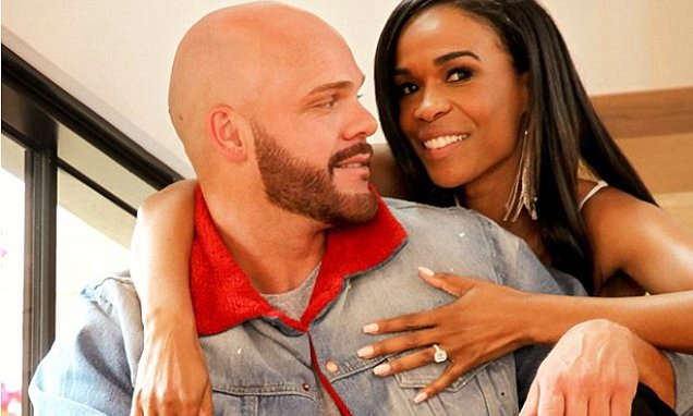 DESTINY'S CHILD's Michelle Williams is Engaged to Long-Distance Boyfriend! image