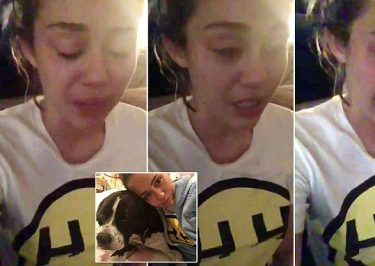 BREAKDOWN: Miley Cyrus Has a Complete Meltdown After Donald Trump Wins 2016 US Presidential Election