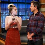 Vanessa Hudgens is Addicted to Singing as She Sings FRIENDS Theme Song on Jimmy Fallon image