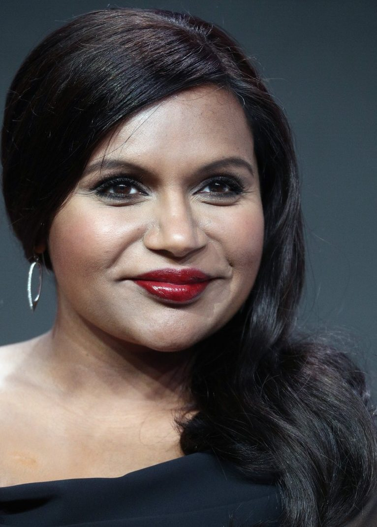 MINDY KALING Talks About Her'Mindy Project' @ Panel