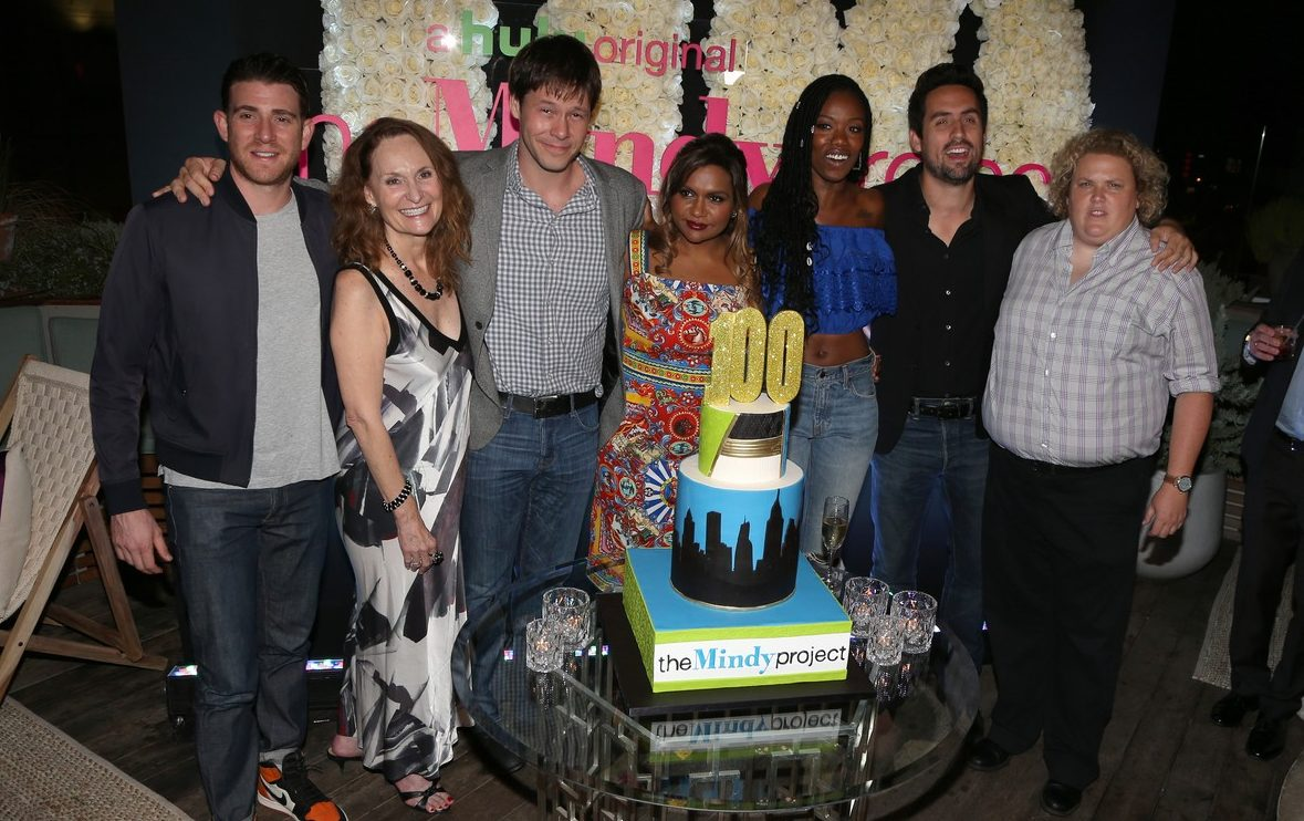 Fun Day For Mindy: Mindy Kaling Celebrates 100 Episodes of 'The Mindy Project' image