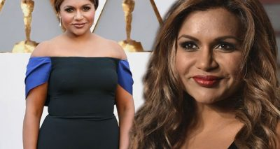 """Mindy Kaling """"Just Started Telling"""" Friends About Pregnancy"""