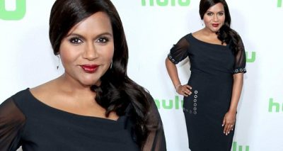 MINDY KALING Talks About Her 'Mindy Project' @ Panel