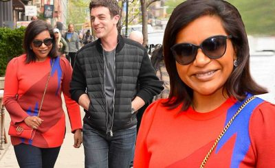 MINDY & BJ: Mindy Kaling is Still BFFs With Ex-Boyfriend BJ Novak!