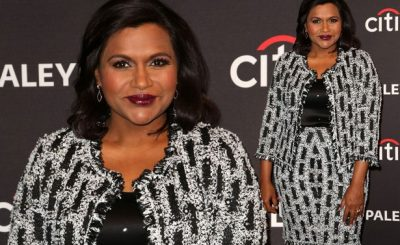 Mindy Kaling Reveals That She STRUGGLES With Eating Habits!