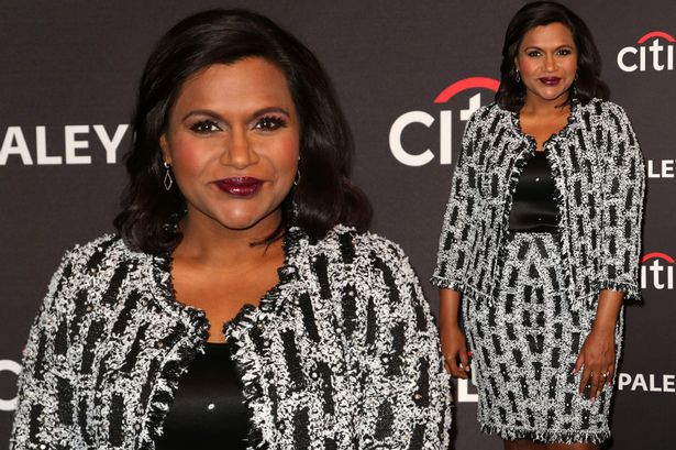 Mindy Kaling Reveals That She STRUGGLES With Eating Habits! image