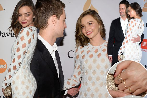 Miranda Kerr is Waiting for MARRIAGE to Have Sex With Evan Spiegel