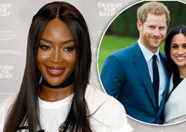Naomi Campbell Says Diana Would Have LOVED Meghan Markle!