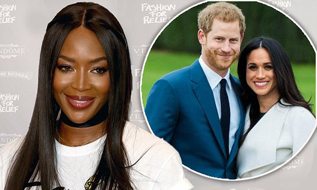 Naomi Campbell Says Diana Would Have LOVED Meghan Markle! image