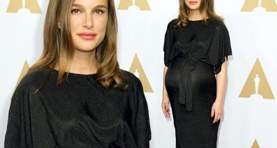 Natalie Portman NOT Attending the Oscars This Year Claiming PREGNANCY