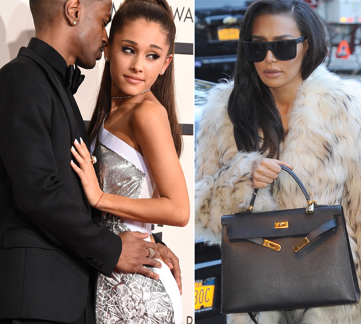SORRY NOT SORRY: Naya Rivera Found Ex-Fiance BIG Sean @ Home With Ariana Grande Right Before Split!