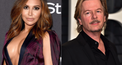 Naya Rivera and David Spade Have COZY Malibu Date Night