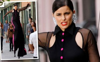 NELLY FURTADO is Fully-Behind Taylor Swift in Bum-Groping Case!