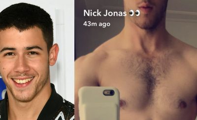 Play Hard, Work HARDER: Nick Jonas Shows Off Body in Nude Selfie