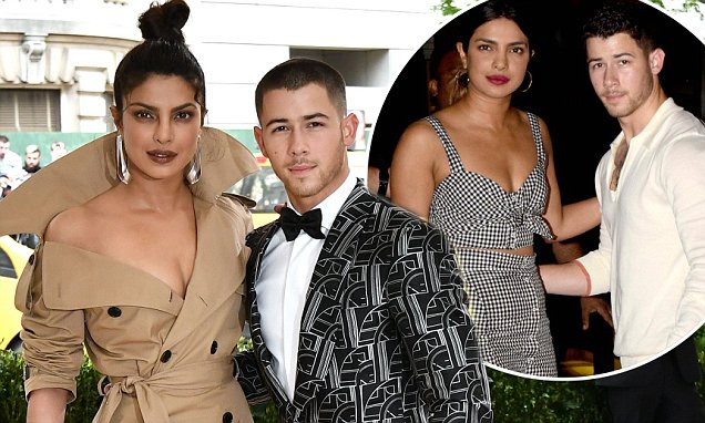 Nick Jonas and PRIYANKA CHOPRA Are Engaged! image
