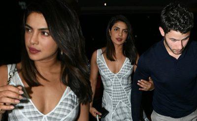 Priyanka Chopra Shares Nick Jonas PUJA Engagement Party Photos