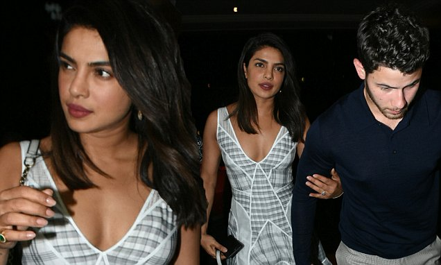 Priyanka Chopra Shares Nick Jonas PUJA Engagement Party Photos