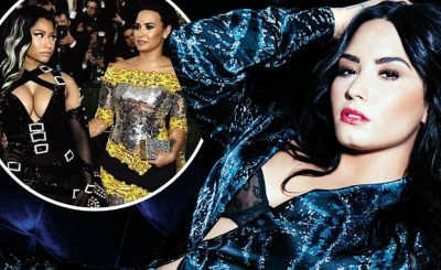 "Demi Lovato Almost Became an Alcoholic Because of ""Complete B****"" at the Met Gala!"