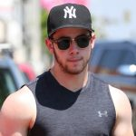 """Nick Jonas Continues to Surprise Fans With His """"Bacon"""" image"""