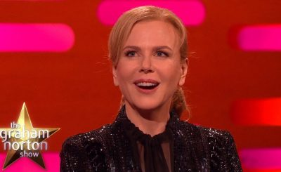 "Nicole Kidman Says That Younger, GLAMOUR Photos Of Her ""ARE INCREDIBLE"""