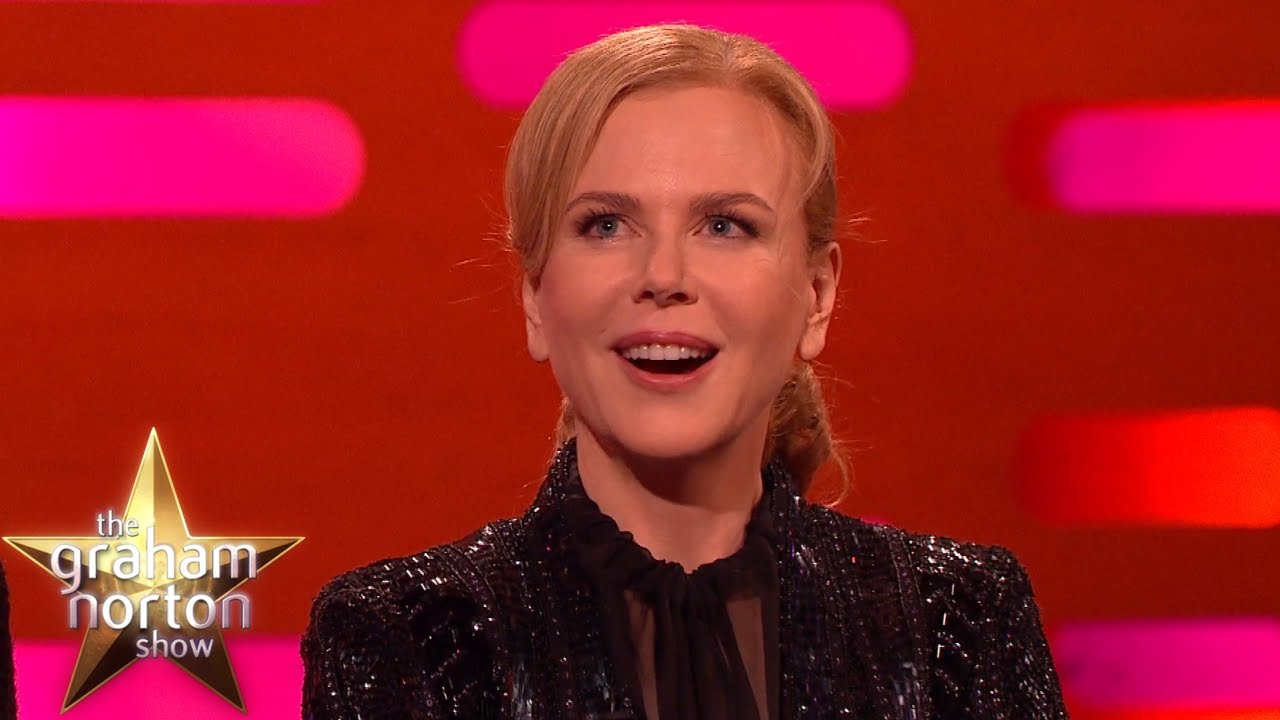 """Nicole Kidman Says That Younger, GLAMOUR Photos Of Her """"ARE INCREDIBLE"""" image"""