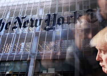 New York Times to Air Anti-Trump AD During Oscars