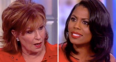 OMAROSA Sinks Claws Into Joy Behar of 'The View'