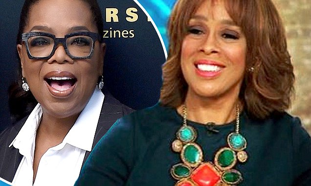 Oprah Puts Workout ON PAUSE to Call Gayle King's Necklace A NAME! image