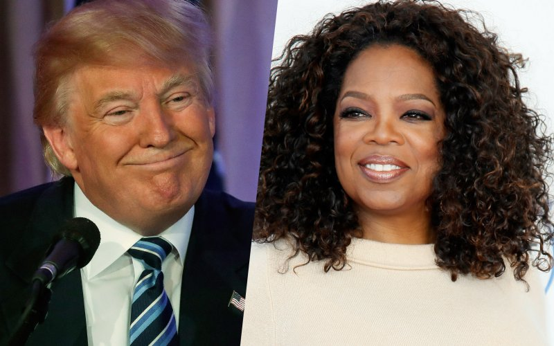 """HOPE IS STILL ALIVE"" Says Oprah Winfrey After Donald Trump Election-Win image"