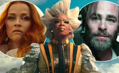 Disney's 'A Wrinkle in Time' Starring Oprah and Reese Witherspoon