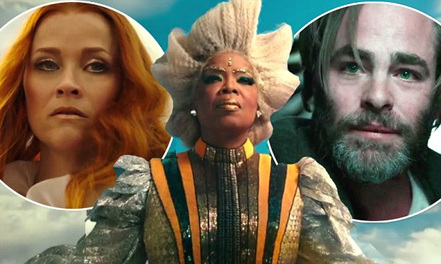 Disney's 'A Wrinkle in Time' Starring Oprah and Reese Witherspoon image