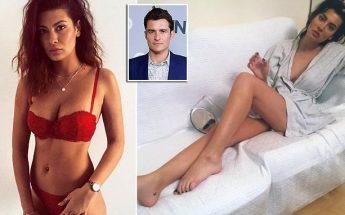 Waitress FIRED After Being Found Naked in Orlando Bloom's Hotel Room!