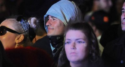 Orlando Bloom Goes UNDERCOVER At Coachella!