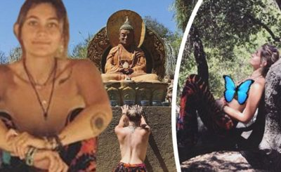 Paris Jackson Goes NUDE For Buddha