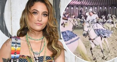 PARIS JACKSON Storms Out Of Dior 'Mexican-Rodeo' Show IN RAGE!