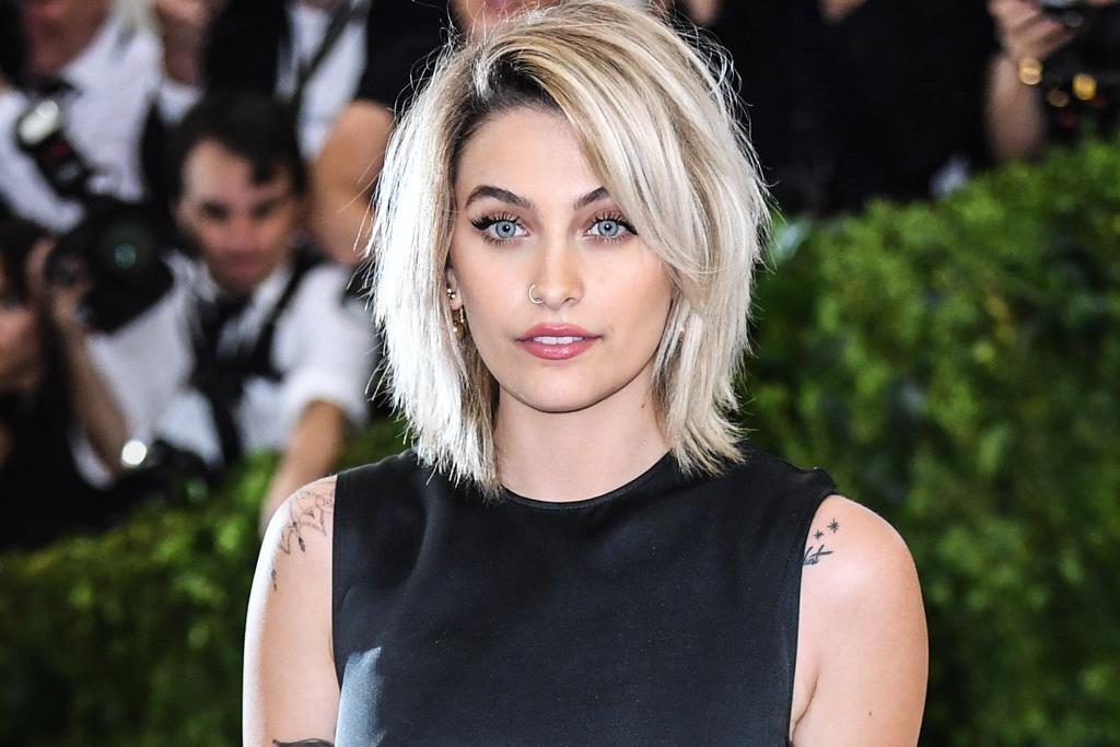 Paris Jackson Signs Seven-Figure Deal With Calvin Klein!