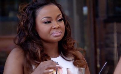 'Real Housewives of Atlanta' Star Phaedra Parks SLAMS Kandi Burruss For Spreading Rumors!