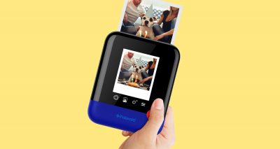Polaroid's 20-Megapixel Camera That Can Shoot & Print Photos Instantly!