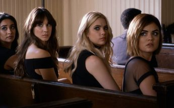 'Pretty Little Liars' Stars Write GOODBYES to the Show!
