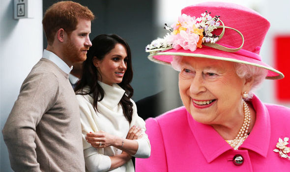 Prince Harry Says He PANICS When He Meets the Queen at Buckingham Palace image