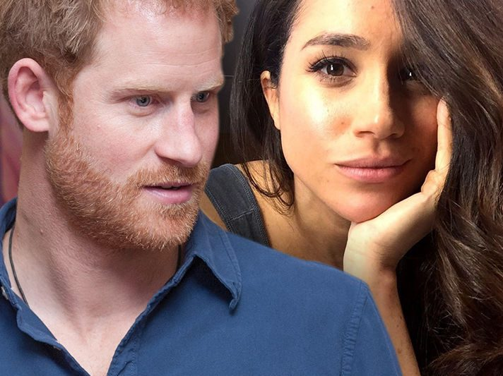 Meghan Markle'Accepted' into The Royal Family!