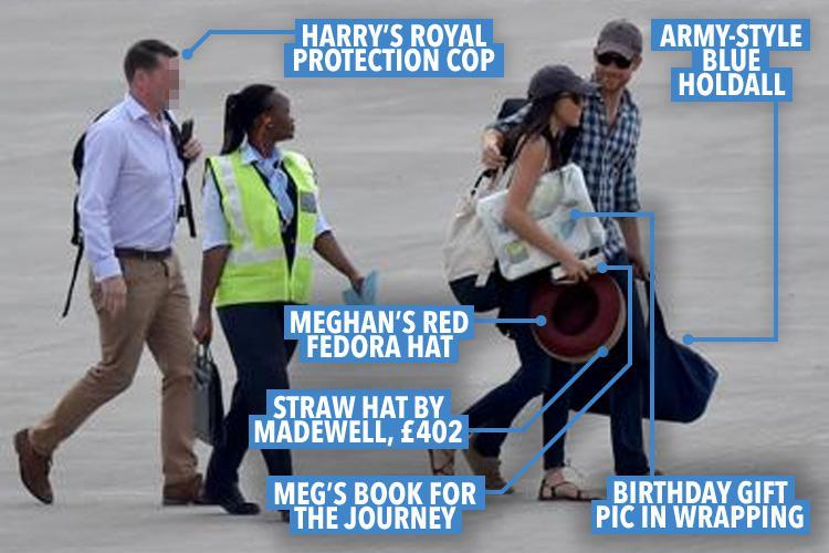 Prince Harry Whisks MEGHAN Markle Away on an African Getaway! image